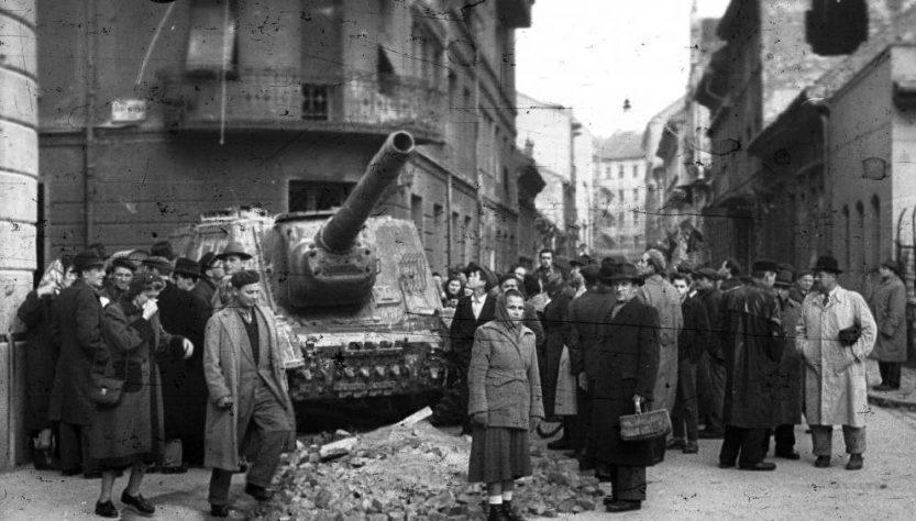 1956 - Nagy Gyula képe (Fortepan)